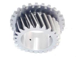 Engrenagem Cilindrica de Dente Helicoidal
